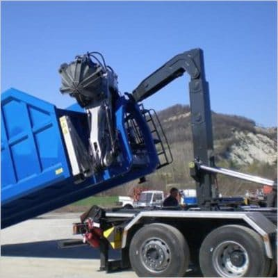 Hooklift roll on off