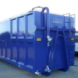 Sludge De-Watering Tank