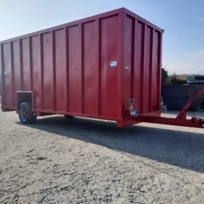 Agricultural Recycling Equipment