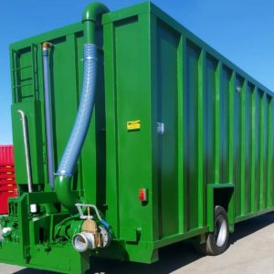 Mobile Sludge Holding Tank with Pump