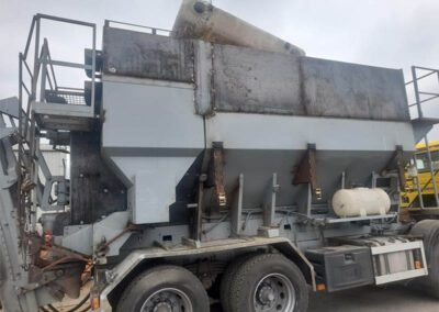 Repair and Modification of All Types of Truck Bodies including Sandblasting 1