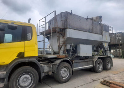 Repair and Modification of All Types of Truck Bodies including Sandblasting 3