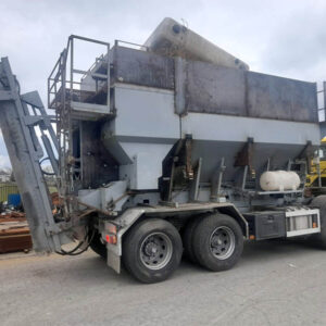 Repair and Modification of All Types of Truck Bodies including Sandblasting